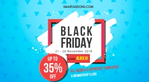 Black Friday Sale: Save 35% Off on Everything | Expired