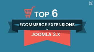Top 6 Best Joomla 3.x Shopping Cart & eCommerce Extensions