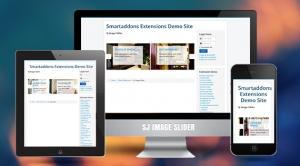 SJ Image Slider - Free Responsive Joomla! Module
